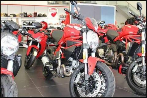 2018 Ducati Monster 797 plus for sale at Peninsula Motor Vehicle Group in Oakville Ontario NY