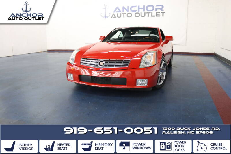2007 Cadillac XLR for sale in Raleigh, NC