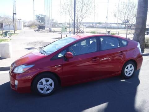 2010 Toyota Prius for sale at J & E Auto Sales in Phoenix AZ