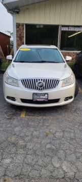 2010 Buick LaCrosse for sale at Chicago Auto Exchange in South Chicago Heights IL
