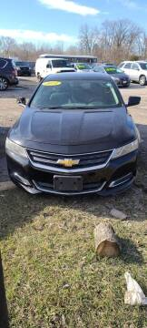2014 Chevrolet Impala for sale at Chicago Auto Exchange in South Chicago Heights IL