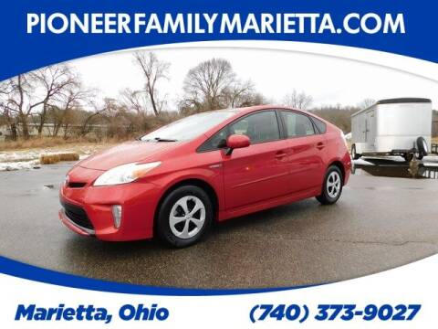 2012 Toyota Prius for sale at Pioneer Family auto in Marietta OH