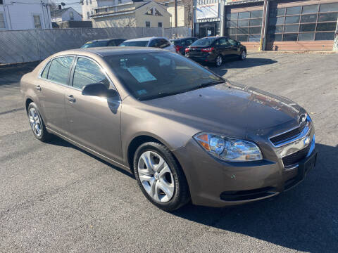 2011 Chevrolet Malibu for sale at Independent Auto Sales in Pawtucket RI