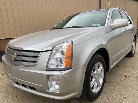 2004 Cadillac SRX for sale at Prime Auto Sales in Uniontown OH