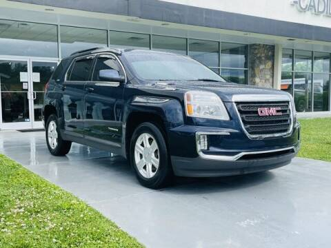 2016 GMC Terrain for sale at RUSTY WALLACE CADILLAC GMC KIA in Morristown TN