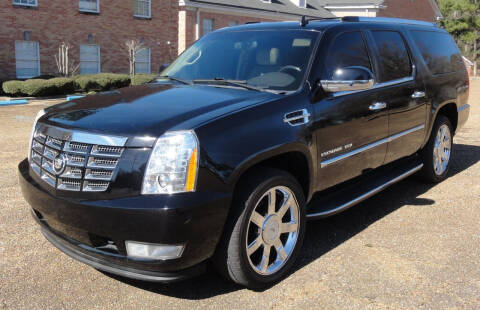 2010 Cadillac Escalade ESV for sale at JACKSON LEASE SALES & RENTALS in Jackson MS