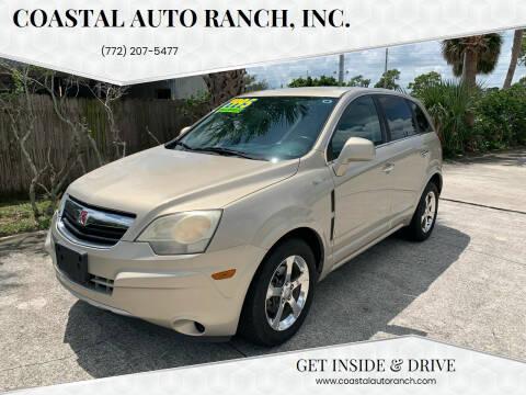 2009 Saturn Vue for sale at Coastal Auto Ranch, Inc. in Port Saint Lucie FL
