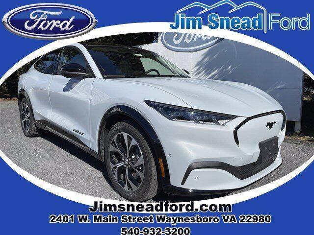 2021 Ford Mustang Mach-E for sale in Waynesboro, VA