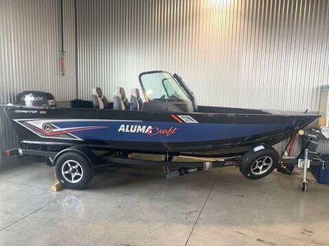 2019 Alumacraft Competitor 165 Sport