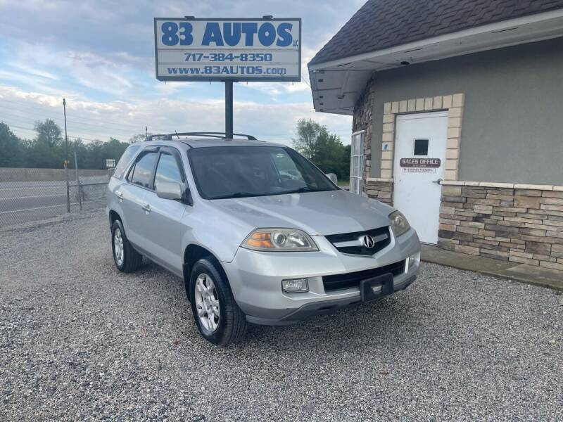 2004 Acura MDX for sale in York, PA
