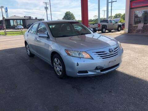 2007 Toyota Camry for sale at Best Motor Auto Sales in Geneva OH
