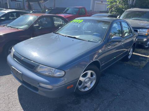 1993 Nissan Altima for sale at American Dream Motors in Everett WA