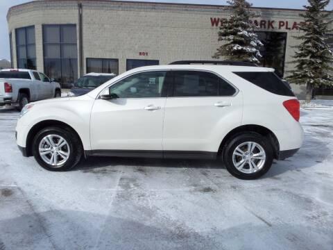 2015 Chevrolet Equinox for sale at Elite Motors in Fargo ND