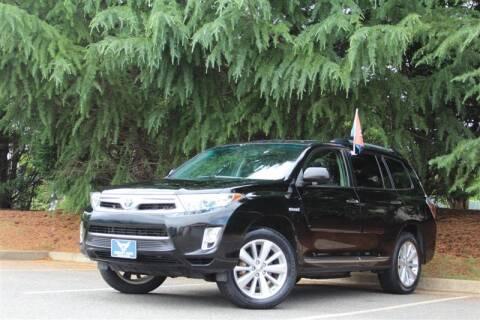 2013 Toyota Highlander Hybrid for sale at Quality Auto in Manassas VA