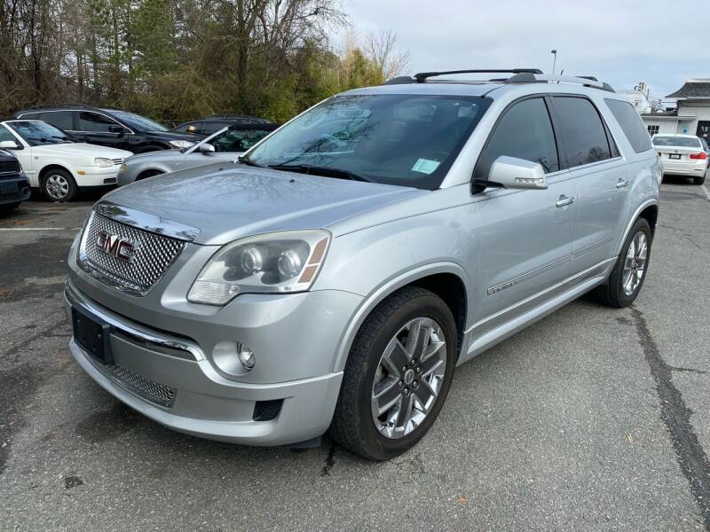 2012 GMC Acadia for sale at Import Performance Sales in Raleigh NC