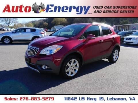 2014 Buick Encore for sale at Auto Energy in Lebanon VA