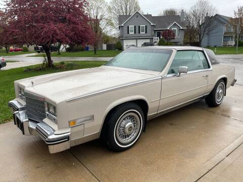 1984 Cadillac Eldorado for sale at Euro Auto in Overland Park KS