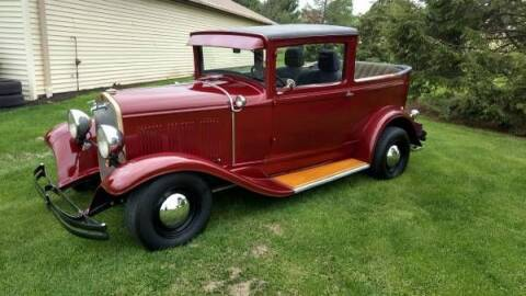 1930 Desoto Street Rod for sale at Classic Car Deals in Cadillac MI