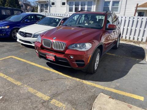 2012 BMW X5 for sale at CLASSIC MOTOR CARS in West Allis WI