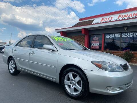 2003 Toyota Camry for sale at Premium Motors in Louisville KY