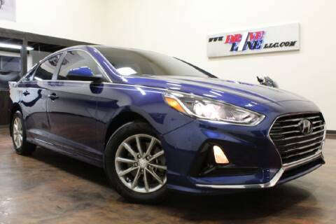 2019 Hyundai Sonata for sale at Driveline LLC in Jacksonville FL