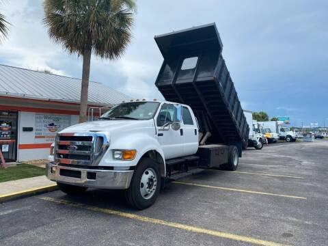 2005 Ford F-650 for sale at Orange Truck Sales in Orlando FL