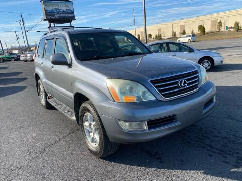 2003 Lexus GX 470 for sale at A & D Auto Group LLC in Carlisle PA