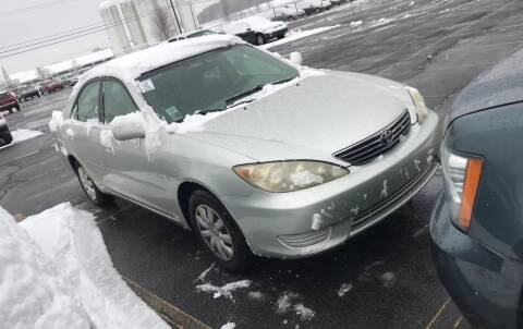 2005 Toyota Camry for sale at Trocci's Auto Sales in West Pittsburg PA