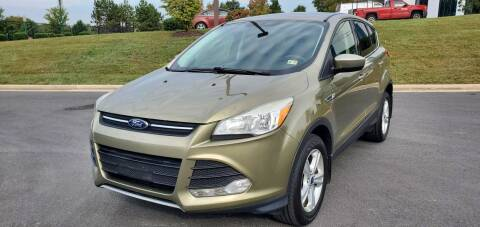 2013 Ford Escape for sale at Aren Auto Group in Sterling VA