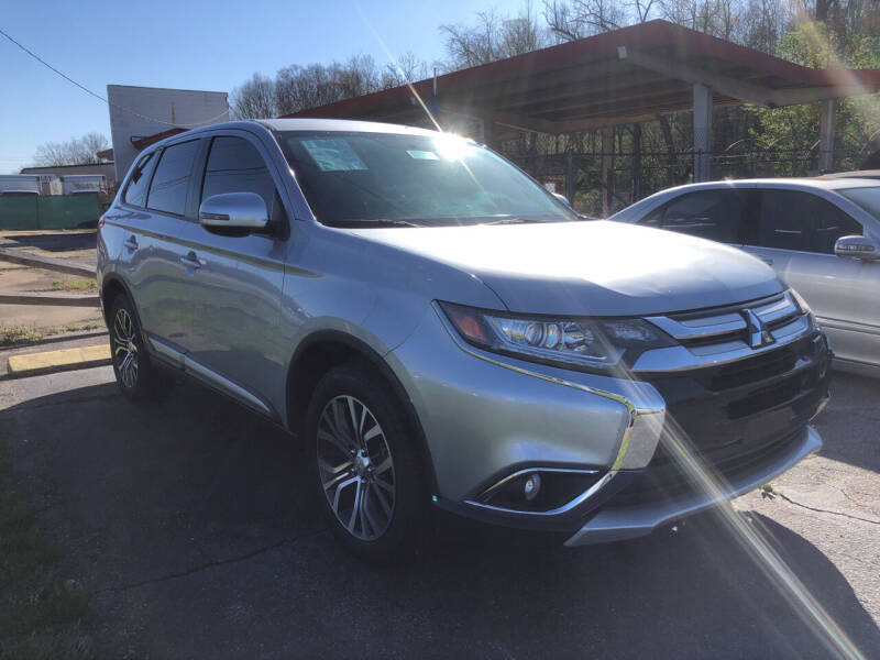 2017 Mitsubishi Outlander for sale at Car Guys in Lenoir NC