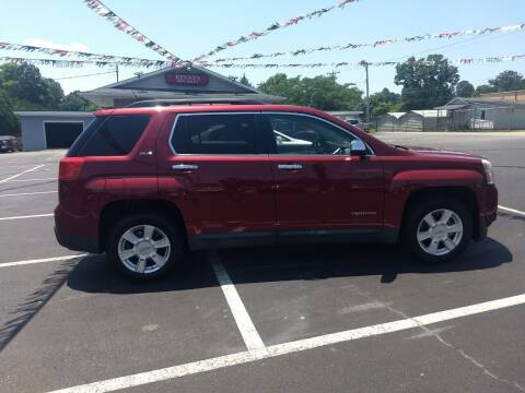 2012 GMC Terrain for sale at Kenny's Auto Sales Inc. in Lowell NC
