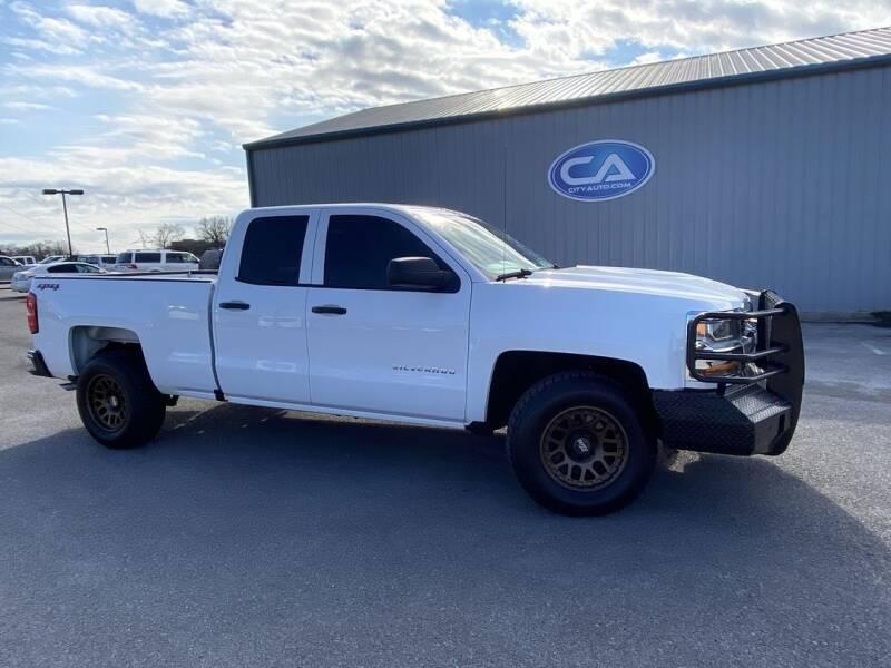2018 Chevrolet Silverado 1500 for sale at Spuds City Auto in Murfreesboro TN
