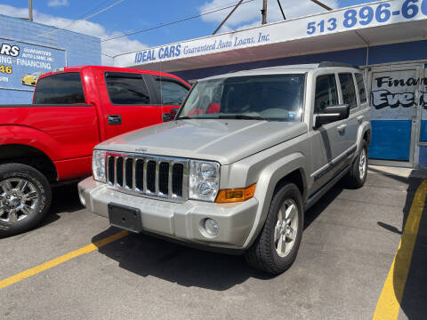 2008 Jeep Commander for sale at Ideal Cars in Hamilton OH