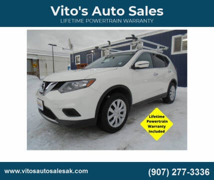 2016 Nissan Rogue for sale at Vito's Auto Sales in Anchorage AK