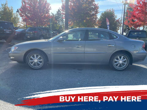 2007 Buick LaCrosse for sale at Valley Sports Cars in Des Moines WA