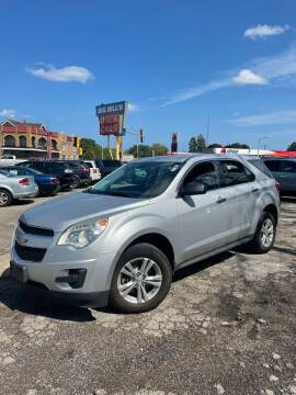 2011 Chevrolet Equinox for sale at Big Bills in Milwaukee WI