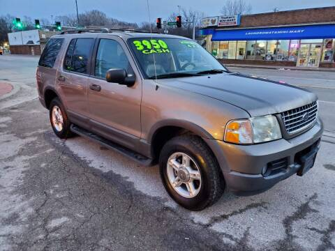 2003 Ford Explorer for sale at Street Side Auto Sales in Independence MO