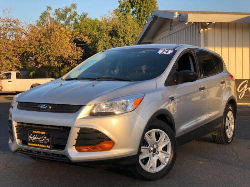 2014 Ford Escape for sale at Golden Star Auto Sales in Sacramento CA
