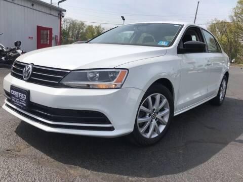 2015 Volkswagen Jetta for sale at Certified Auto Exchange in Keyport NJ