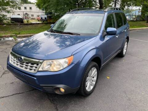 2011 Subaru Forester for sale at Car Plus Auto Sales in Glenolden PA
