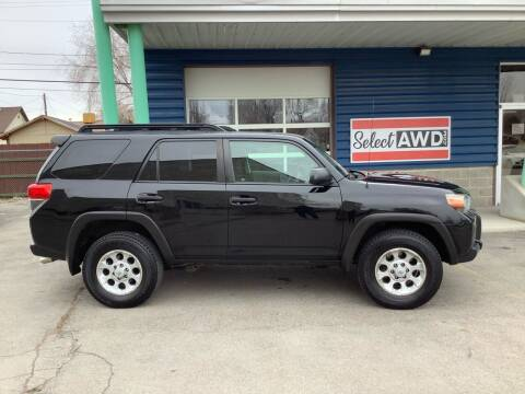 2010 Toyota 4Runner for sale at Select AWD in Provo UT