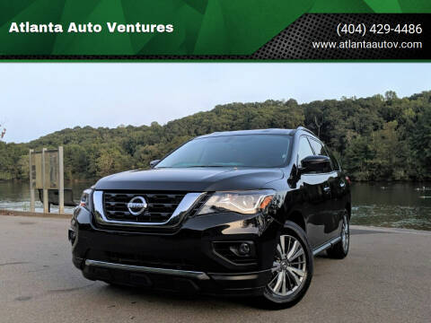 2019 Nissan Pathfinder for sale at Atlanta Auto Ventures in Roswell GA