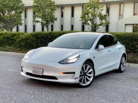 2019 Tesla Model 3 for sale at Carfornia in San Jose CA