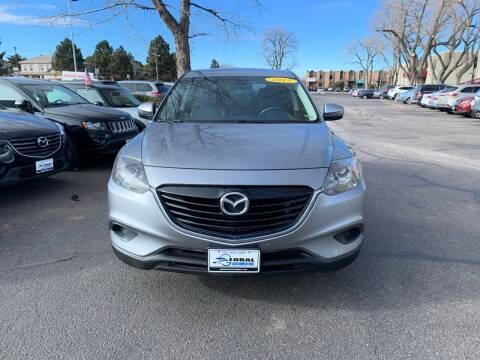 2015 Mazda CX-9 for sale at Global Automotive Imports of Denver in Denver CO