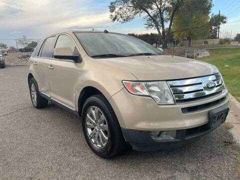 2007 Ford Edge for sale at Capitol Hill Auto Sales LLC in Denver CO