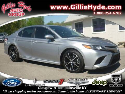 2019 Toyota Camry for sale at Gillie Hyde Auto Group in Glasgow KY