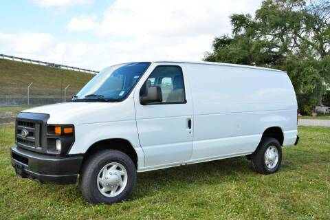2010 Ford E-Series Cargo for sale at American Trucks and Equipment in Hollywood FL