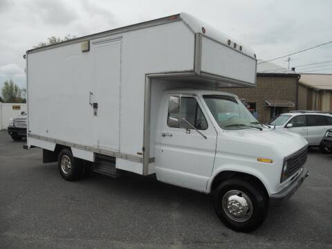 1988 Ford E-Series Chassis for sale at All Cars and Trucks in Buena NJ