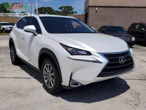 2015 Lexus NX 200t for sale at GATOR'S IMPORT SUPERSTORE in Melbourne FL
