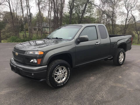 2010 Chevrolet Colorado for sale at AFFORDABLE AUTO SVC & SALES in Bath NY